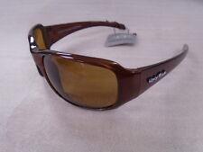 Ugly Fish Polarised Sunglasses Swift PN3077 Brown/Brown Bifocal Lens +1.50