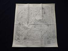 Landkarte Meßtischblatt 3843 Buchholz bei Treuenbrietzen, Wittbrietzen, 1941