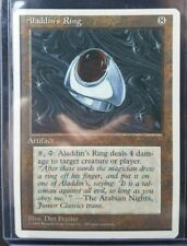 Aladdin's ring Magic the gathering 1995 *NORTHERNROUTE*
