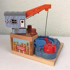 Thomas & Friends Brendam Bay Fishery Wooden Train Toy