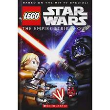 Lego Star Wars: The Empire Strikes Out - Hardcover NEW Landers, Ace 2013-04-04