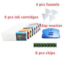 Epson Empty Refillable Ink Cartridges for Epson Stylus Pro 7800/9800 Printer