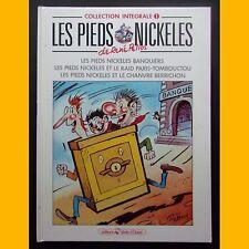 Collection intégrale 1 LES PIEDS NICKELÉS de Pellos 1989