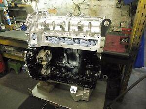 Mitsubishi Canter Fuso 3.0 DID 2011 Onwards Euro 5 4P10 Remanufactured Engine