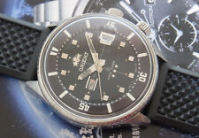 VINTAGE ORIENT KING DIVER AUTOMATIC 21 JEWELS JAPAN WATCH...NICE & RARE !!!