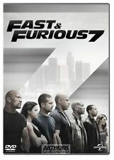 Dvd FAST & FURIOUS 7 - (Universal 2015) ......NUOVO