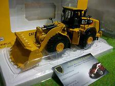 CATERPILLAR CAT 980K CHARGEUR SUR ROUE GODET A ROCHER 1/50 NORSCOT 55296 TP
