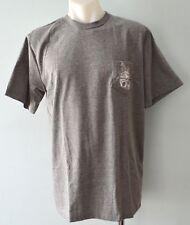 DC Shoes Mens Printed T Shirt - GREY - SIZES - M,L & XL - NEW