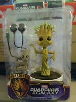 NECA Limited Edition Guardians of the Galaxy Groot Bodyknocker Headphones