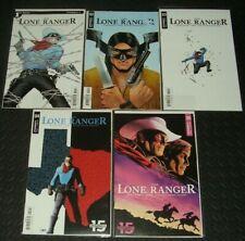 THE LONE RANGER 1 2 3 4 5 NM 1st prints 1-5