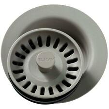 """Elkay Polymer 3-1/2"""" Disposer Flange with Removable Basket Strainer and Rubbe..."""