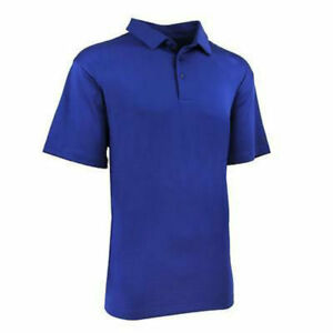 Under Armour Crestable Play off Polo Blue 1290221 REDUCED