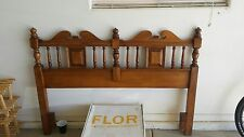 Antique Full/Queen 8109H Headboard By Tell City Chair Company Furniture