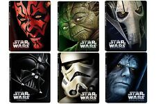 Star Wars: Episodes I II II IV V VI Complete SteelBook Collection [Blu-ray] NEW