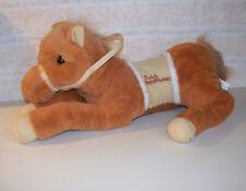 Dutch Wonderland Tan Horse Pony from Goffa Plush Stuffed Animal