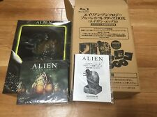 Alien Anthology: Blu-ray Collector's Box with Limited Alien Egg