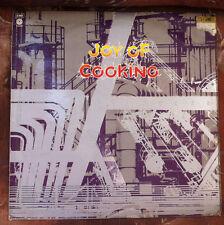 JOY OF COOKING - Castles ORIG UK LP PSYCH PROG FEM vocals EX