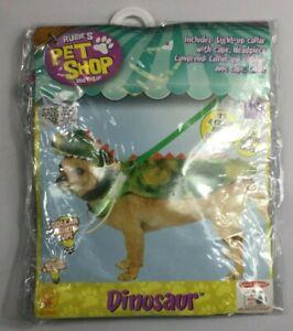 Rubie's Pet Shop Boutique Dinosaur Dog Halloween Costume Size M NEW BJ