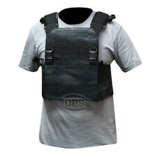 OPS / UR-TACTICAL ADVANCED MODULAR PLATE CARRIER IN A-TACS LE LASER CUT