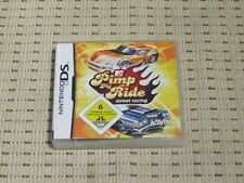 Pimp My Ride Street Racing für Nintendo DS, DS Lite, DSi XL, 3DS