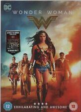 Wonder Woman (2017 UK DVD with lovely slipcase)