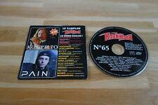 KOTIPELTO - PAIN - MEGADETH - HATESPHERE - WASP - PRO PAIN - CD ROCK HARD 65
