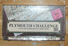 PLYMOUTH CHALLENGE Game, 100% Complete with Board by Triaktiv