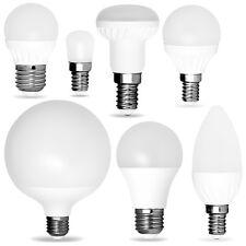 LED SMD LAMPE E27 E14 6W 8W 9W 12W Leuchte Strahler Glühbirne (einige Dimmbar)