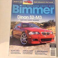 Bimmers BMW Magazine Dinan S2-M3 November 2003 052617nonrh2