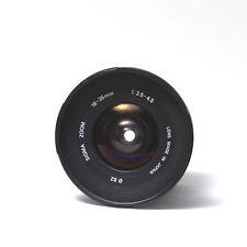 Sigma Zoom Canon AF 18 - 35mm, 1:3.5-4.5  Ø82 nicht Digital!  Nr.529