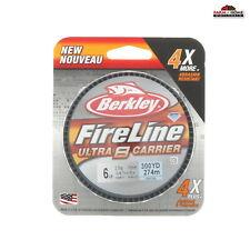 Berkley Fused Crystal Fireline Translucent 6 Lb 300 Yd Fishing Line ~ New