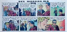 Rex Morgan by Bradley & Edgington - color Sunday comic page - Sept. 6, 1953