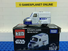 NEW TAKARA TOMY - STAR WARS CARS R2-D2 DROID SC-03 - DIECAST TOY - AUST SELLER