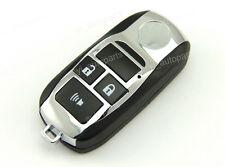 3 Buttons Remote Flip Folding Key Shell Case Cover For Toyota Scion RAV4 Yaris