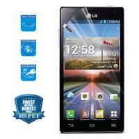 5X Crystal Clear 3H Anti-scratch Screen Protector for LG Optimus 4X HD P880 AV