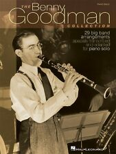 The Benny Goodman Collection Sheet Music 29 Big Band Arrangements Spec 000672492