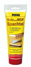 Decotric/Pufas Holz und MDF Spachtel 400gr Tube