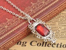 Vintage The Mortal Instruments City of Bones Isabelle Lightwood's Ruby Necklace