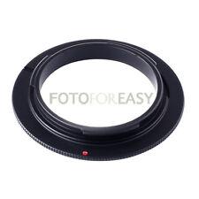 52mm Macro Reverse Adapter Ring For Pentax K110d K-M KM