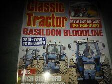 Classic Tractor Magazine January 2009