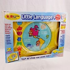 Little Language Pal interactive electronic learning toy New old Stock