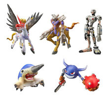Bandai Digimon Digital Monster Figure Capsule Collection 6 Gashapon set 5 pcs
