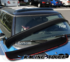 "3mm Rain Wind Shield Deflector Sunroof Visor For Compact Size Vehicle 34.6"" Inch"