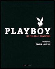 Playboy les plus belles couvertures - Pamela Anderson - Damon Brown - Blanche