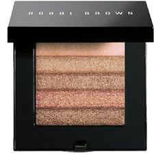 Bobbi Brown Shimmer Brick Compact Face Powder in Beach - NWOB