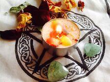 Benedici la casa CANDELA KIT ~ FULL MOON INCANTESIMO CAST CANDELA ~ wicca magic strega ~