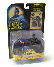 Kenner Legends Of Batman Batcycle 1994 * MOC Ex-Shop Stock *