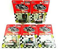 Lot of 5 Vintage 1995 Nascar Racing Champions Cars Stockcar Collectors Card