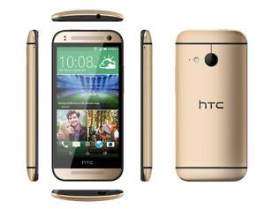 HTC One mini 2 - 16GB - Amber Gold (Unlocked) Smartphone