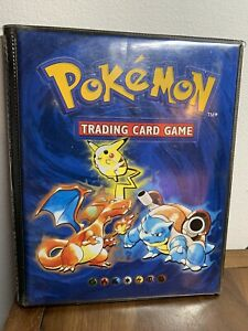 Original Pokemon Card Album / Folder 1999 WOTC